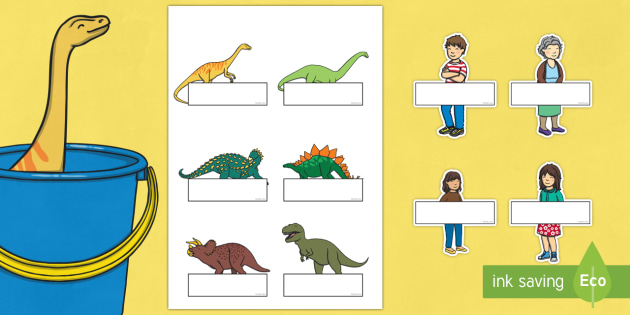 Editable Self Registration to Support Teaching on Harry and the Bucketful of Dinosaurs