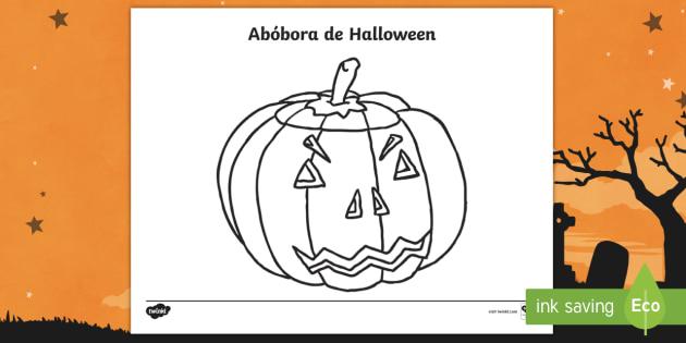 New Pagina De Colorir De Halloween Dia Das Bruxas