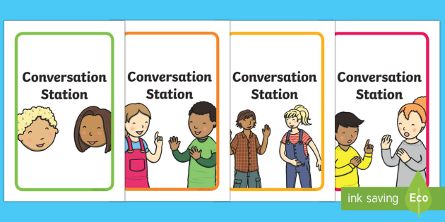IKEA Tolsby Conversation Station Prompt Frame