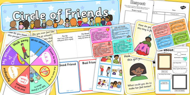 KS2 Teaching Assistants' Intervention Pack: How To Be a Good Friend