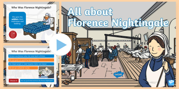 EYFS Florence Nightingale Information PowerPoint