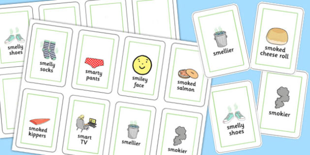 Three Syllable SM Flash Cards - speech sounds, phonology, articulation, speech therapy, cluster reduction, clusters, blends