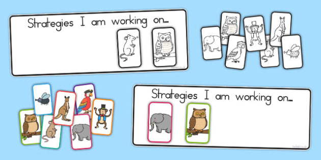 Guided Reading Strategies I'm Working On - australia, guide, read