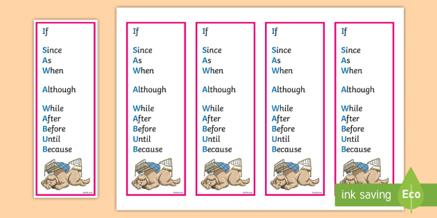 subordinating conjunctions what is a subordinating conjunction