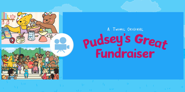Pudsey's Great Fundraiser Video
