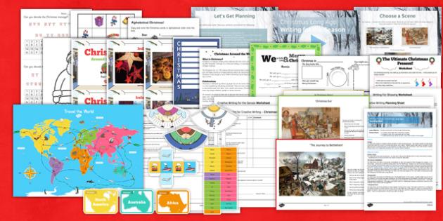4-5 Christmas Activity Pack USA - 4-5 Christmas Activity Pack USA - 4-5, christmas, activity, pack, usa, america