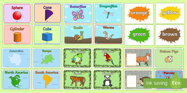 Class Group Names - - groups, signs, labels