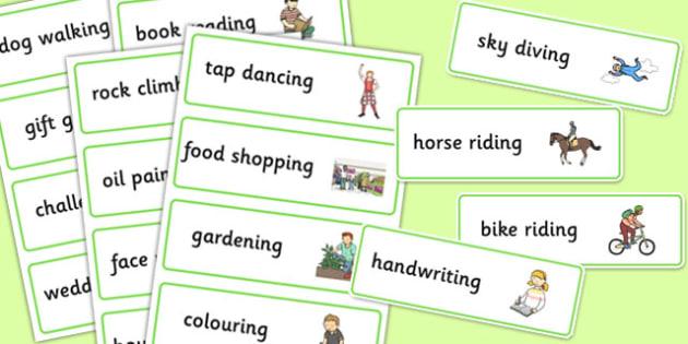 Three Syllable Final 'ng' Sound Word Cards - final ng, sound, word cards