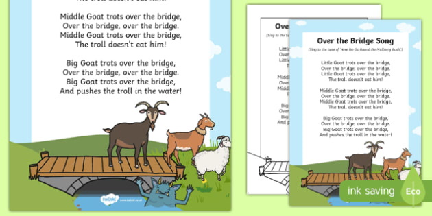Over the Bridge Song