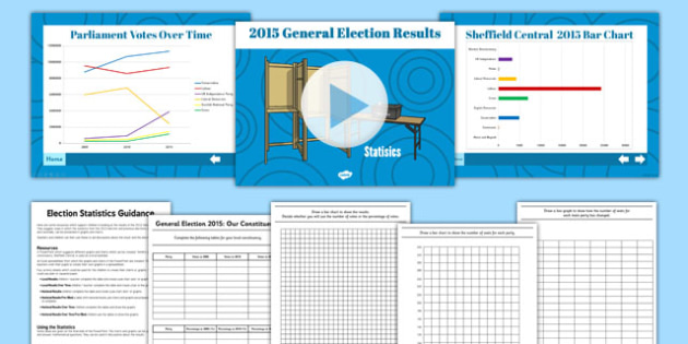 General Election 2015 Results Statistics Pack - general, election