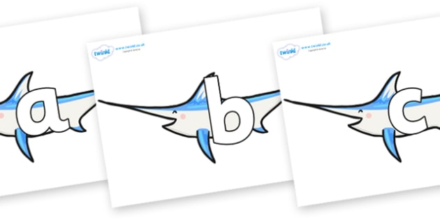 Phoneme Set on Sword  Fish - Phoneme set, phonemes, phoneme, Letters and Sounds, DfES, display, Phase 1, Phase 2, Phase 3, Phase 5, Foundation, Literacy