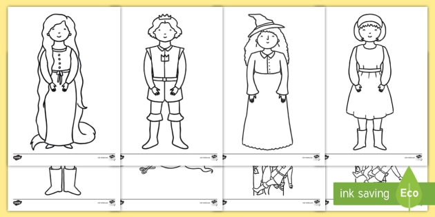 Rapunzel Colouring Sheets - Rapunzel, prince, witch, tower, long hair, fairytale, traditional tale, Brothers Grimm, tower, woods, forest, prince, let down your hair, story, story sequencing, Colouring Sheets, colouring, colouring activity,