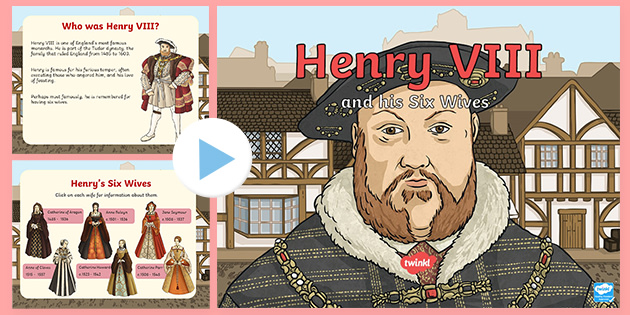 The wives of henry viii in order