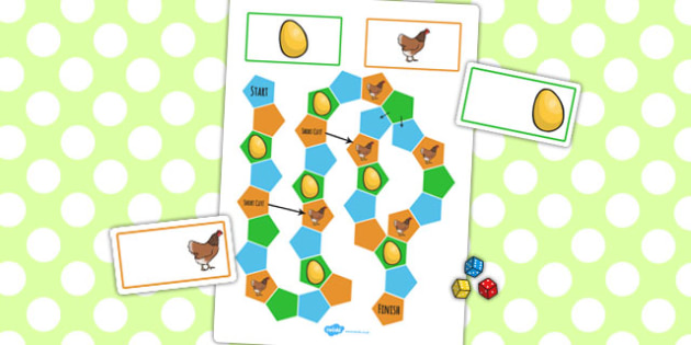 Jack and the Beanstalk Themed Editable Board Game - board game