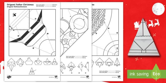 White crane bird 3D origami illustration, craft origami paper art ... | 315x630