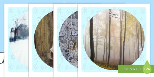 Winter Display Photo Cut-Outs - winter, display, photo, cut-outs