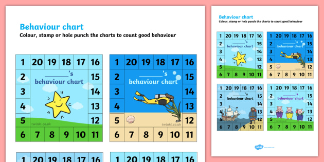 free behaviour charts rh twinkl co uk