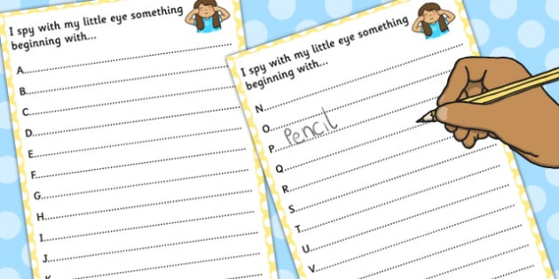 Alphabet Hunt Activity Sheet Pack - activities, games, game, sheet, worksheet