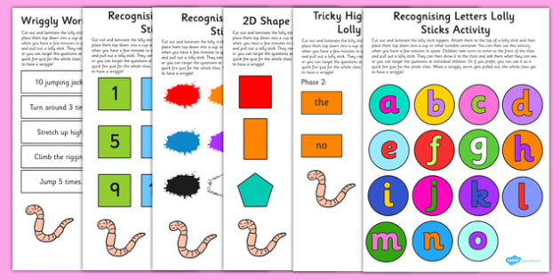 Wriggly Worm Large Group Activity EYFS Resource Pack - EYFS planning, early years activities, shape space and measure, phonics, colour, maths