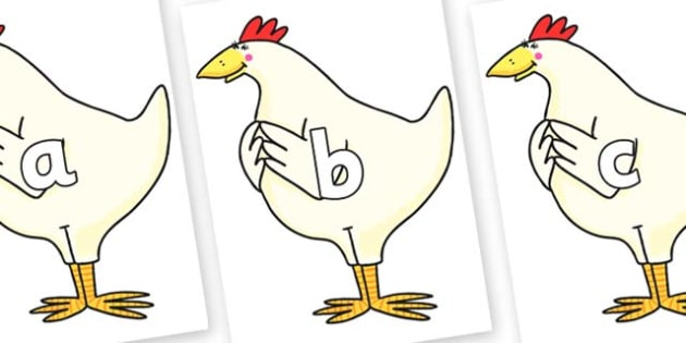 Phase 2 Phonemes on Hullabaloo Chicken to Support Teaching on Farmyard Hullabaloo - Phonemes, phoneme, Phase 2, Phase two, Foundation, Literacy, Letters and Sounds, DfES, display