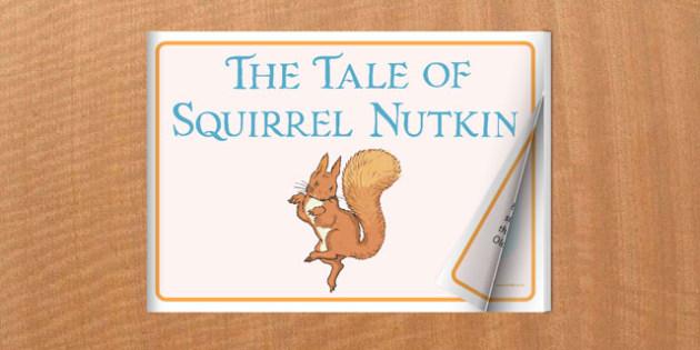 The Tale of Squirrel Nutkin eBook - squirrel nutkin