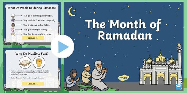 ks1 the month of ramadan powerpoint ramadan eid eidul