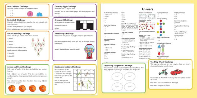 year 2 maths problem solving