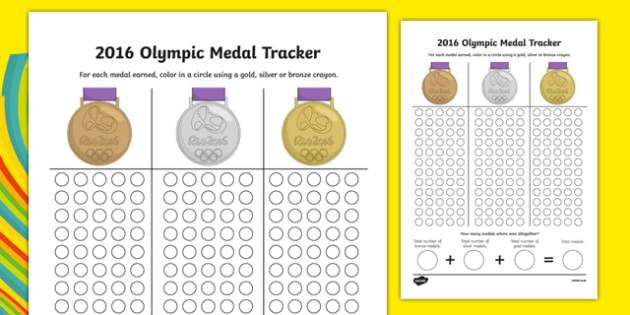 Olympic Medal Count and Add Activity Sheet - olympic medal, count, add, activity,adjacent consonants,olympica, medals, awards, maths, record, rio 2016, gold, silver, bronze, worksheet