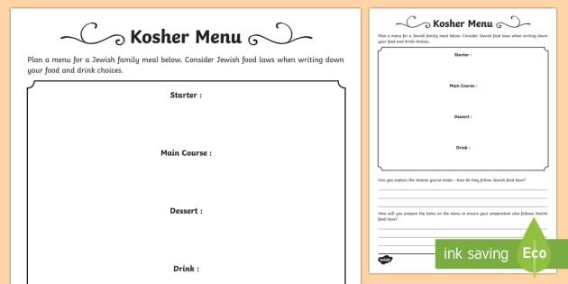 Kosher store jewish religion homework list of good research paper topics