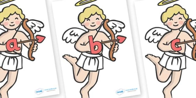 Phase 2 Phonemes on Cherubs - Phonemes, phoneme, Phase 2, Phase two, Foundation, Literacy, Letters and Sounds, DfES, display