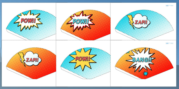 Superhero Themed Birthday Party Food Cones - birthdays, parties
