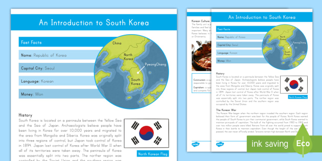 an introduction to the history of the republic of korea Revista de derecho, universidad del norte, 34: 1-17, 2010 2 judicial review  in south korean history all of the south korean constitutions, six in total.