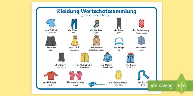 Bilder kleider deutsch