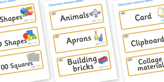 Jaguar Themed Editable Classroom Resource Labels - Themed Label template, Resource Label, Name Labels, Editable Labels, Drawer Labels, KS1 Labels, Foundation Labels, Foundation Stage Labels, Teaching Labels, Resource Labels, Tray Labels, Printable la