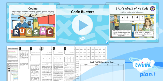 PlanIt Maths Y6 Addition, Subtraction, Multiplication and Division Lesson Pack Mental Calculations (3) - Addition, Subtraction, Multiplication and Division, Multiple, add, plus, subtract, minus, take away,