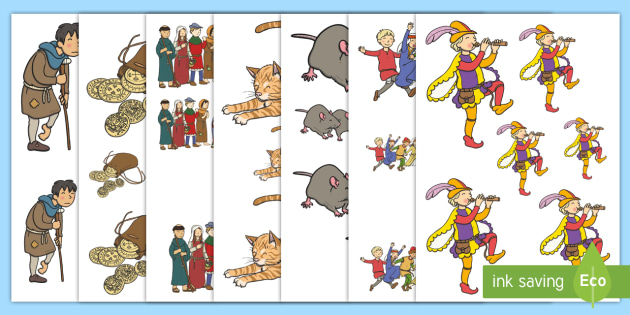 The Pied Piper Size Ordering - size, ordering, pied piper, story