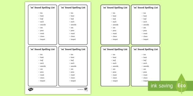 Homeschool Parent: 4th Grade Spelling Lists