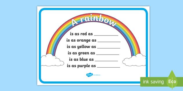 t-l-4408-rainbow-simile-poem-writing-template-_ver_1  Grade Newsletter Template on free editable preschool, october preschool, fun company, adobe indesign, free office,