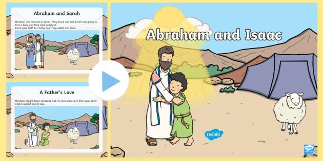 Abraham and sarah love story