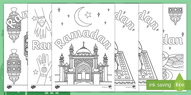 74 Top Coloring Pages For Adults Ramadan , Free HD Download