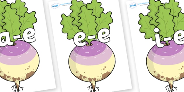 Modifying E Letters on Enormous Turnip - Modifying E, letters, modify, Phase 5, Phase five, alternative spellings for phonemes, DfES letters and Sounds