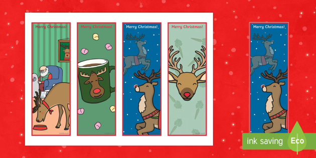 Rudolph Bookmarks