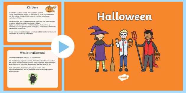 Halloween Leseverstehen Materialienbündel - Oktober, Herbst