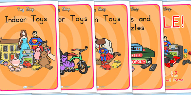 Toy Shop Display Posters - poster, display, displays, shops, toys