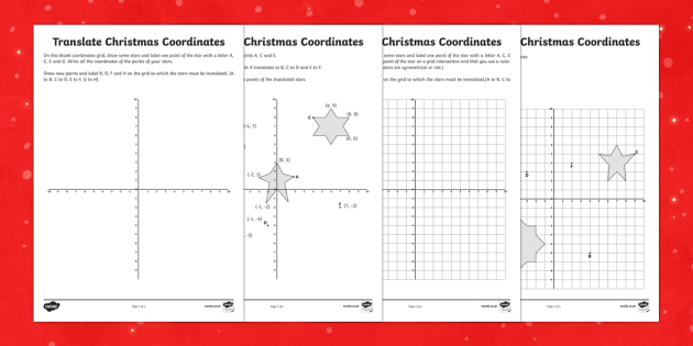 Coordinates ks2 worksheet year 6