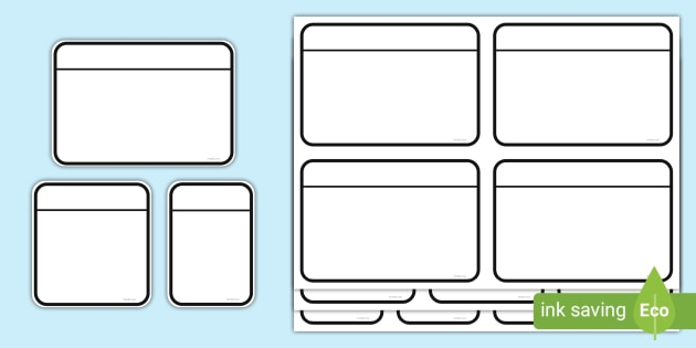 Blank Flash Card Template from images.twinkl.co.uk