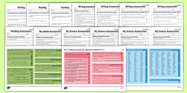 Interim Assessment Pack Key Stage 2 - I can statements