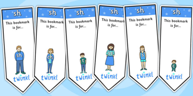 sh Sound Family Editable Bookmarks - sh sound family, editable bookmarks, bookmarks, editable, behaviour management, classroom management, rewards, awards