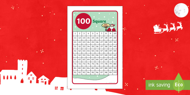 Ikea Tolsby Christmas Themed Number Square
