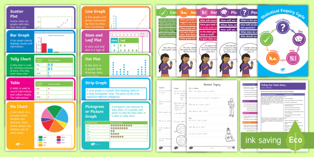 Statistics, Our Class Story Lesson Pack - NZ Statistics (Back to School)